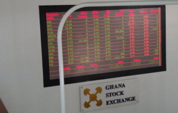 Ghana Stock Exchange records GH¢194 million in traded shares for first 6 months of 2020